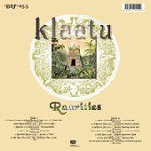 Raarities LP cover