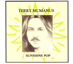 Terry McManus Sunshine Pop CD Front Cover