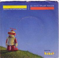 Robotman single picture sleeve front