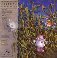 Robotman LP Back Cover