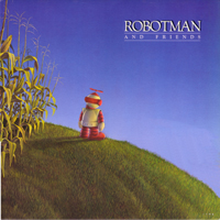 Robotman LP Front Cover