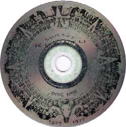 Click here to see the Disc 1 Label as a full size image